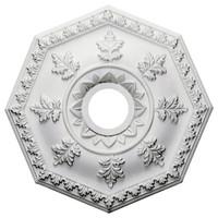 "18""OD x 3 1/2""ID x 1 1/2""P Nottingham Ceiling Medallion"