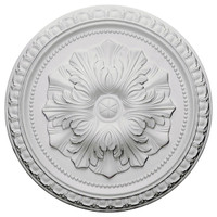 "18""OD x 2""ID x 1 3/8""P Richmond Ceiling Medallion"