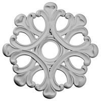 "20 7/8""OD x 3 5/8""ID x 1""P Angel Ceiling Medallion (Fits Canopies up to 4 3/8"")"