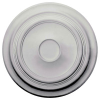 "24 3/8""OD x 5 1/4""ID x 1 1/2""P Traditional Ceiling Medallion"