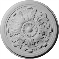 "12 3/4""OD x 7/8""P Legacy Acanthus Ceiling Medallion"