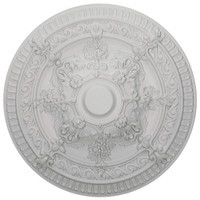 "26""OD x 3""P Vincent Ceiling Medallion"