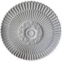 "41""OD x 1 5/8""P Nexus Ceiling Medallion (Fits Canopies up to 3 1/4"")"