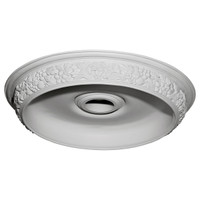"28 7/8""OD x 22""ID x 2 1/4""D Ashford Surface Mount Ceiling Dome"