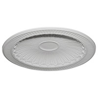 "47 3/8""OD x 38 3/8""ID x 3 3/4""D Devon Recessed Mount Ceiling Dome (42""Diameter x 3 3/4""D Rough Opening)"