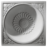 "47 1/8""OD x 39 1/4""ID x 9 3/8""D Salem Recessed Mount Ceiling Dome (44 1/8""Diameter x 9 1/8""D Rough Opening)"