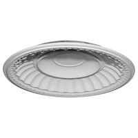 "50 7/8""OD x 43 1/2""ID x 6 3/8""D Dublin Recessed Mount Ceiling Dome (49""Diameter x 7""D Rough Opening)"