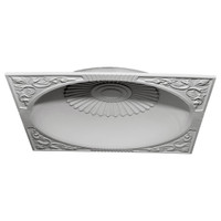 "59""OD x 51 1/8""ID x 9""D Sussex Recessed Mount Ceiling Dome (55"" Diameter x 9 3/4""D Rough Opening)"