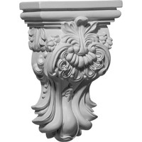 "5 3/8""W x 2 1/2""D x 7 3/4""H Hillsborough Corbel"