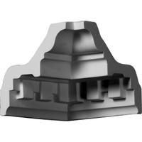 """3 3/8""""P x 3 3/8""""H Inside Corner for Moulding MLD03X03X04DE"""
