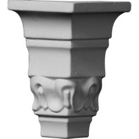 """1 1/2""""P x 3 1/8""""H Outside Corner for Moulding MLD03X01X03BE"""