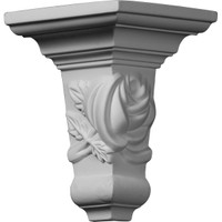 """3 3/4""""P x 5 1/2""""H Outside Corner for Moulding MLD05X02X06RO"""