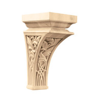 "CRV7026RO_13"" Medium Nouveau Corbel Red Oak"