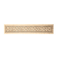 "CRV7070MA_5 1/2"" Large Gaelic Onlay Framed Maple"