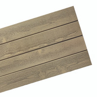 Fypon shutter___SHBB18X144RS-CP___SHUTTER BOARD 3 BOARD 18X144X3/4 WOOD GRAIN CONTRACTOR PACK