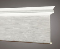 Eagle Vinyl Skirting Trim Top Front (White, Gray, Tan, or Sand)