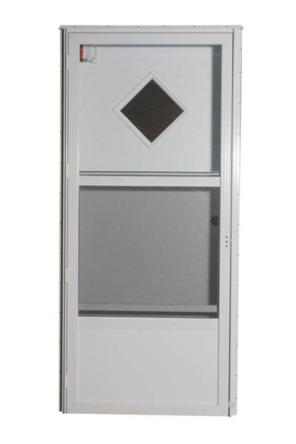 Mobile home door 34x76 kinro series 5210 inswing - Mobile home combination exterior doors ...