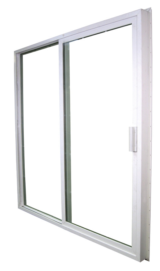 huge selection of e2e47 d759b 1600 Series Kinro Vinyl Rolling Glass Door With Screen Size 72