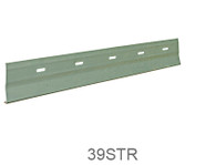 Vinyl Siding Starter Strip Aluminum (Priced Per Piece)