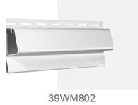Vinyl Door and Window Molding 8' Pieces (White Birch)