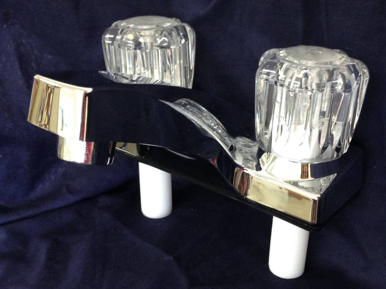Mobile Home And Rv Lavatory Faucet 4 Bathroom Faucet Chrome
