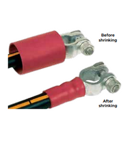 QuickCable 5616-051R Heat Shrink 1/0-250MCM, Red Qty. 2