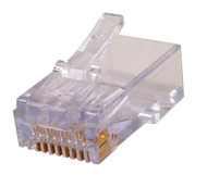 MidNite Solar 9-497-1 RJ45 Connector for Cat5, Qty 10