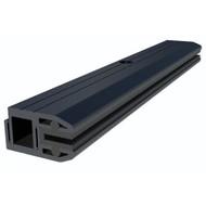 IronRidge FMLS-EC-001-B Frameless Module End Clamp Black