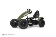 Berg Jeep Revolution BFR Green Pedal Go Kart