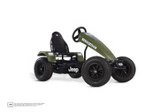 Berg Jeep Revolution BFR-3 Green Pedal Go Kart