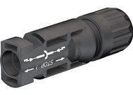 Staubli Multi-Contact MC4 Connector w/Boot 3-6 mm Male