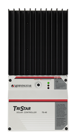 Morningstar TS-45 TriStar Solar Charge Controller 45A