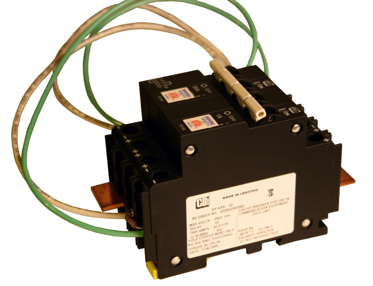 Stellavolta Midnite Solar Mndc Gfp50 300 Ground Fault Circuit Breaker 4 Wire 250v Schematic Diagram Image 1