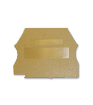 SolaDeck 1453 DIN Mount Terminal Block End Plate Cover