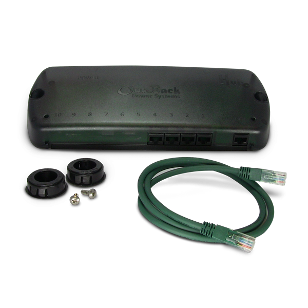 OutBack Power HUB-4 Communication Manager for MATE 18440