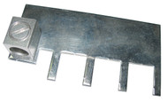 MidNite Solar MNPV6-FUSE-BUSBAR Copper Busbar 80A