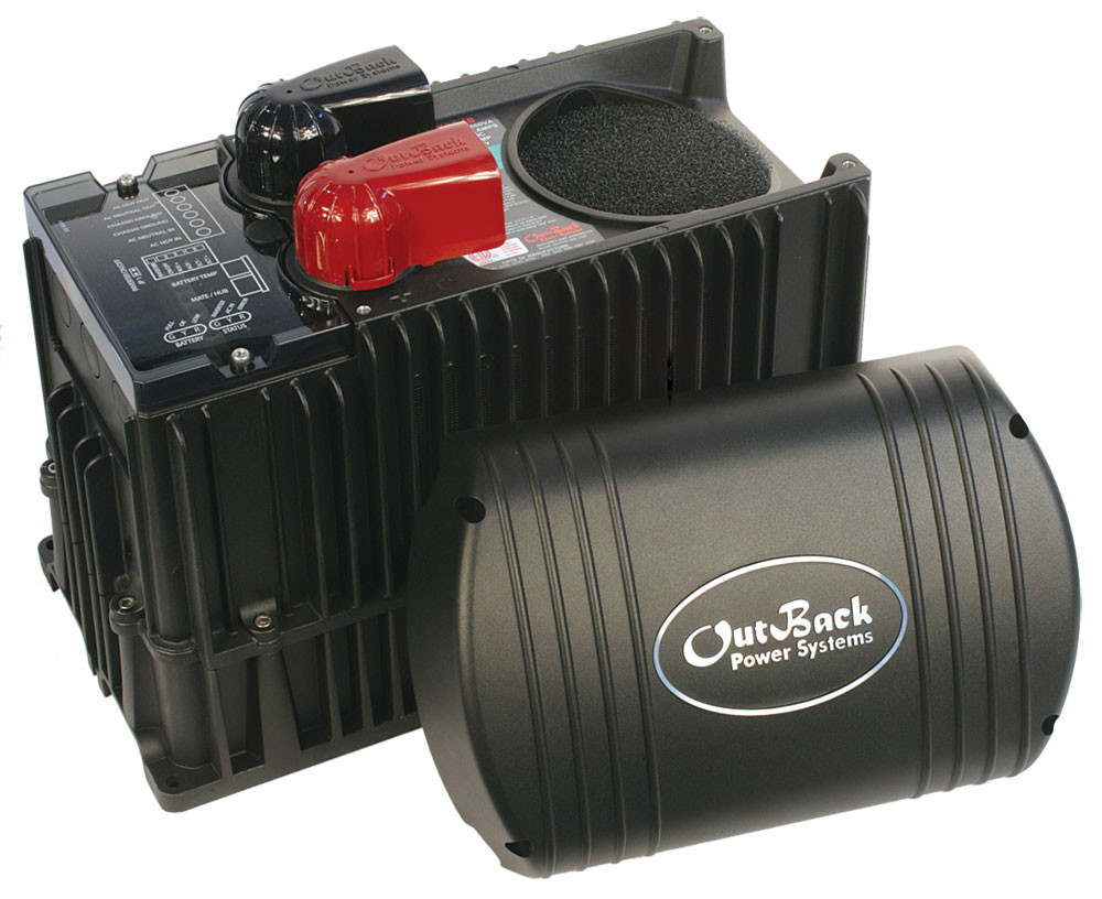OutBack Power VFXR3024E Inverter/Charger 64Bit