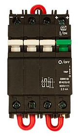 MidNite Solar MNEPV16-600RT 16A Breaker with Remote Trip