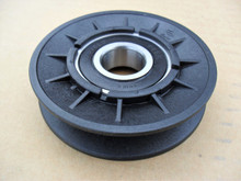 Drive Belt Idler Pulley for John Deere, Scotts, Sabre G110, L100, L110, L118, L120, L130, L1742, L17542, L2048, L2548, GX20286