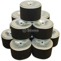 Air Filters for Honda GX240, GX270, 17210ZE2505, 17210ZE2515, 17210ZE2821, 17210ZE2822, Includes Pre Cleaner, Shop Pack of 12, 17210-ZE2-505, 17210-ZE2-515, 17210-ZE2-821, 17210-ZE2-822 filter