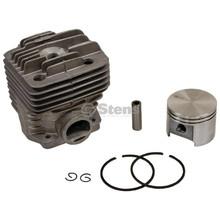 Rebuild Kit for Stihl TS400 Cutquik saw 42230201200, 4223 020 1200 Includes Cylinder, Piston, rings, pin and clips