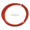 Battery Cable Red Positive, 10 Foot Long, Gauge 4, 425-256
