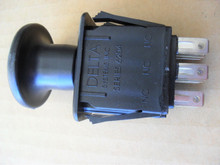 PTO Blades On Off Switch for Rally 178461, 8 Terminals