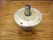 """Deck Spindle for Kees 32"""" and 36"""" Cut 101455, 362024"""