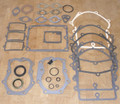 Engine Gasket Set for Briggs and Stratton 16 HP to 18 HP, 394501, 491856, 495868 Includes Oil Seals &