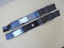 "Mulching Blades for Murray Ultra 42"" Cut, 092545E701MA, 095100E701MA, 2027, 2027MA, 456252, 456252MA, 56252E701, 56252E701MA, 92545E701, 92545E701MA, 95100, 95100-853, 95100E701, 95100E701MA, Made In USA, mulcher"