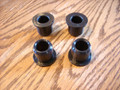 Bushings for MTD 741-0659, 941-0659, Set of 4 Pivot Bar Plastic Flange bushing