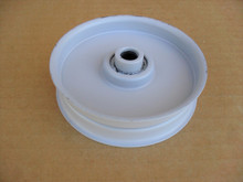 Flat Idler Pulley for Toro 112426, 24463, 7434, 2-4463