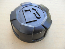 Gas Fuel Cap for Kawasaki FJ100D, FJ151V and FJ180V, 510492087, 510497002, 51049-2087, 51049-7002
