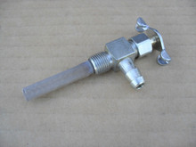 Gas Fuel Shut Off Valve for Scag 48056, With Screen, Made In USA